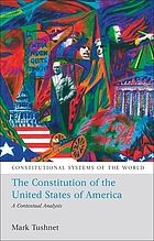 The Constitution of the United States of America : a contextual analysis