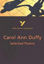 Carol Ann Duffy : selected poems ; note