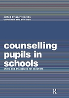 Counselling skills and strategies for teachers