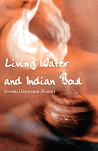 Living water and Indian bowl : an analysis of Christian failings in communicating Christ to Hindus, with suggestions toward improvements