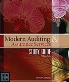 Modern auditing & assurance services : study guide