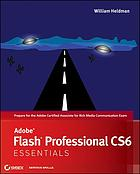 Flash Professional CS6 : essentials