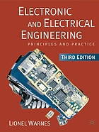 Electronic and electrical engineering : principles and practice