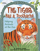 The tiger has a toothache