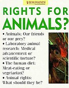 Rights for animals?