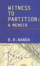 Witness to partition : a memoir
