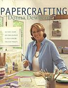 Papercrafting with Donna Dewberry.