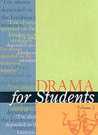 Drama for students : presenting analysis, context and criticism on commonly studied dramas. vol. 2