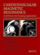 Cardiovascular magnetic resonance : established and emerging applications