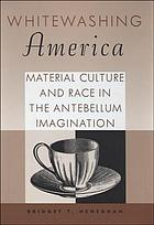 Whitewashing America : material culture and race in the antebellum imagination