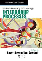Intergroup processes