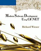 Modern software development using C♯ .NET