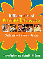 Differentiated reading instruction : strategies for the primary grades