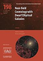 Near-field cosmology with dwarf elliptical galaxies