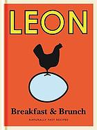 Leon breakfast & brunch : naturally fast recipes