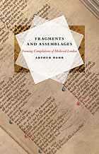 Fragments and assemblages : forming compilations of medieval London