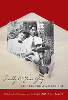 Dolly & Zane Grey : letters from a marriage