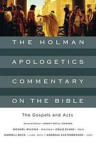 The Holman apologetics commentary on the Bible