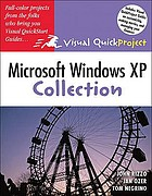 Microsoft Windows XP : Visusal QuickProject guide collection