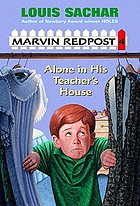 Marvin Redpost. 4, Alone in his teacher's house