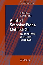 Applied scanning probe methods XI : scanning probe microscopy techniques