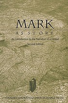 Mark as story : an introduction to the narrative of a gospel