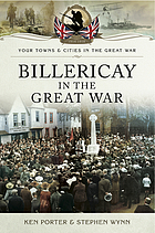 Billericay in the Great War