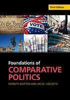 Foundations of comparative politics : democracies of the modern world