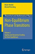 Non-equilibrium phase transitions. Volume 2, Ageing and dynamical scaling far from equilibrium.