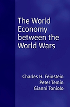 The world economy between the world wars