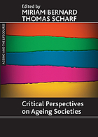 Critical Perspectives on Ageing Societies cover image