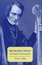 Richard Owen : Victorian naturalist