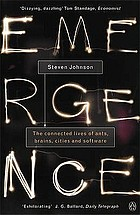 Emergence : the connected lives of ants, brains, cities and software