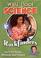 Rockfinders : hunt for rocks, minerals and fossils!
