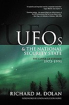 UFOs and the national security state : an unclassified history
