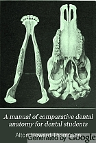 A manual of comparative dental anatomy for dental students;