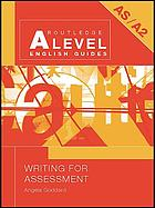 Writing for assessment