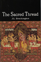 The sacred thread : Hinduism in its continuity and diversity