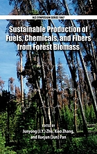 Sustainable production of fuels, chemicals, and fibers from forest biomass