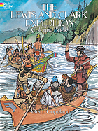 The Lewis and Clark expedition coloring book