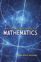 An introduction to mathematics