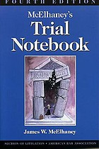 McElhaney's trial notebook