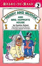 Henry and Mudge and Mrs. Hopper's house : the twenty-second book of their adventures
