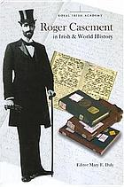 Roger Casement in Irish and world history