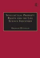 Intellectual property rights and the life science industries : a twentieth century history