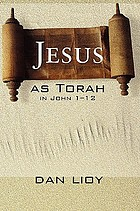 Jesus as Torah in John 1-12