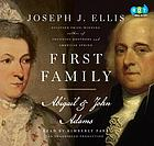First family : [Abigail and John]