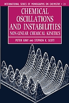 Chemical oscillations and instabilities : non-linear chemical kinetics