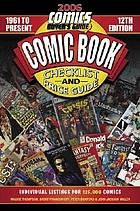 2006 comic book checklist & price guide 1961-present : comics buyer's guide