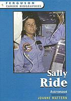 Sally Ride : astronaut and physicist